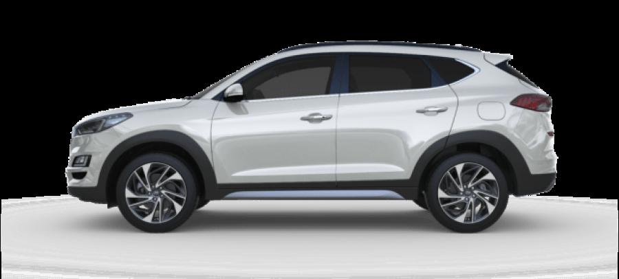Nový Hyundai Tucson 1,6 CRDi 100 kW (diesel) 6 st. man 617 ...